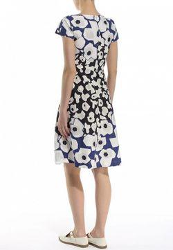 Платье Jil Sander Navy                                                                                                              многоцветный цвет