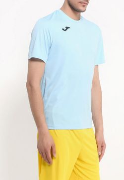Футболка Спортивная Joma                                                                                                              голубой цвет