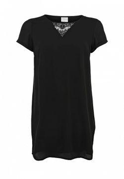 Платье Junarose                                                                                                              чёрный цвет