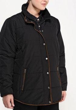 Куртка Утепленная Junarose                                                                                                              чёрный цвет