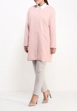 Пальто Junarose                                                                                                              розовый цвет