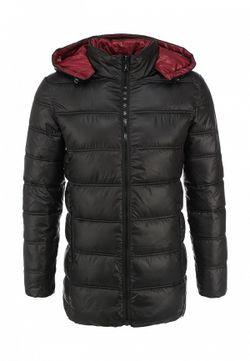 Куртка Утепленная Justboy                                                                                                              чёрный цвет