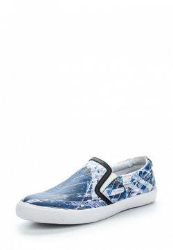 Слипоны Just Cavalli                                                                                                              синий цвет
