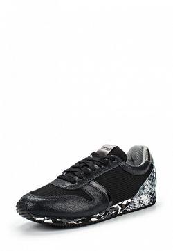 Кроссовки Just Cavalli                                                                                                              черный цвет