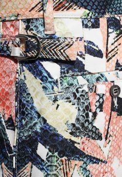 Шорты Just Cavalli                                                                                                              многоцветный цвет