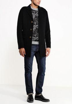 Пальто Just Cavalli                                                                                                              чёрный цвет