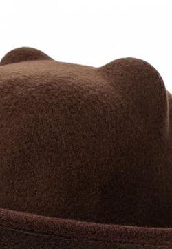 Шляпа Kawaii Factory                                                                                                              коричневый цвет