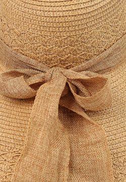 Шляпа Kawaii Factory                                                                                                              бежевый цвет