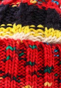 Шапка Kawaii Factory                                                                                                              многоцветный цвет