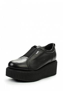 Ботинки Karl Lagerfeld                                                                                                              чёрный цвет