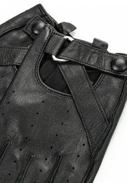 Митенки Karl Lagerfeld                                                                                                              черный цвет