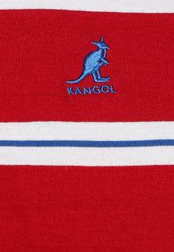 Поло Kangol                                                                                                              красный цвет