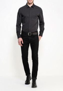 Рубашка Kenneth Cole                                                                                                              серый цвет
