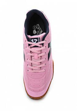 Бутсы Зальные Kelme                                                                                                              розовый цвет