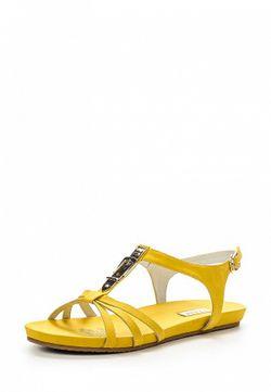 Сандалии Keddo                                                                                                              желтый цвет