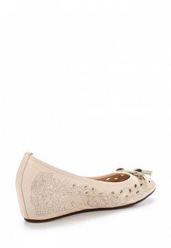 Туфли Keddo                                                                                                              бежевый цвет