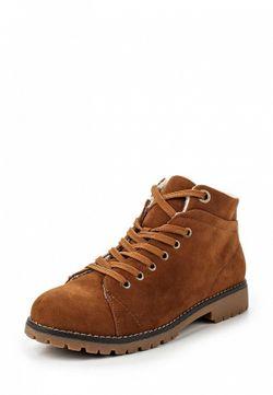 Ботинки Keddo                                                                                                              коричневый цвет