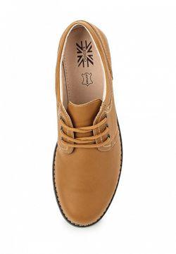 Ботинки Keddo                                                                                                              Горчичный цвет