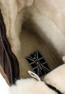 Полусапоги Keddo                                                                                                              коричневый цвет