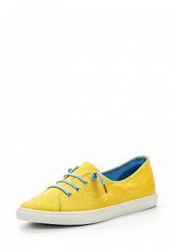 Кеды Keddo                                                                                                              желтый цвет
