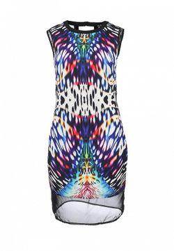 Платье Kira Plastinina                                                                                                              многоцветный цвет