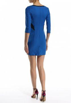 Платье Kira Plastinina                                                                                                              синий цвет