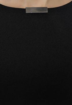 Топ Kira Plastinina                                                                                                              черный цвет