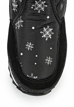 Дутики King Boots                                                                                                              чёрный цвет