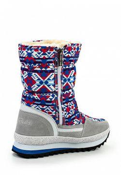 Дутики King Boots                                                                                                              многоцветный цвет