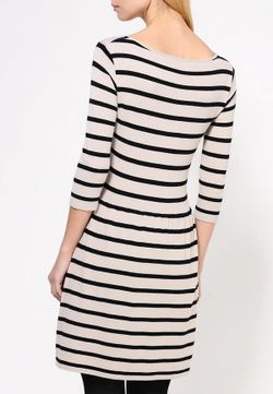Платье Dresses W Бежевый Kontatto                                                                                                              None цвет