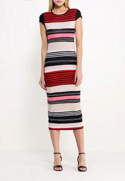 Платье Kontatto                                                                                                              многоцветный цвет