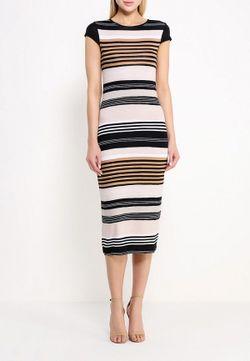 Платье Kontatto                                                                                                              бежевый цвет