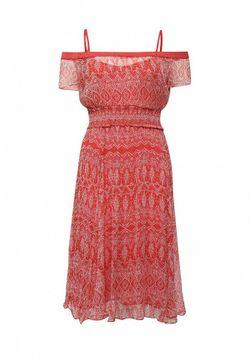 Платье Kookai                                                                                                              коричневый цвет