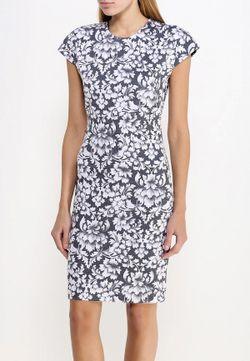 Платье Kruebeck                                                                                                              серый цвет