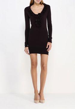 Платье Kruebeck                                                                                                              коричневый цвет
