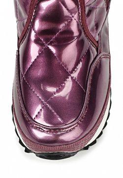 Дутики Lamania                                                                                                              фиолетовый цвет