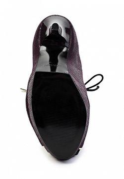 Ботильоны Lamania                                                                                                              фиолетовый цвет