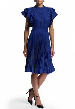 Платье Lamania                                                                                                              синий цвет