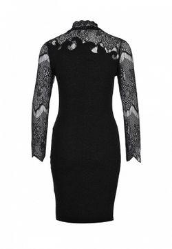 Платье Lamania                                                                                                              черный цвет