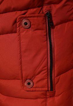 Пуховик Lawine                                                                                                              красный цвет