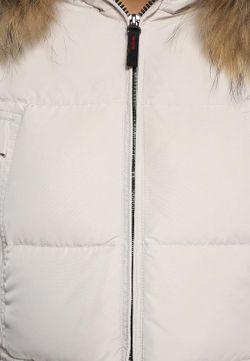 Пуховик Lawine                                                                                                              белый цвет