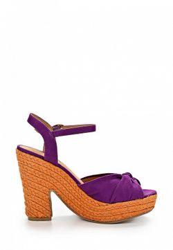 Босоножки LA STRADA                                                                                                              фиолетовый цвет