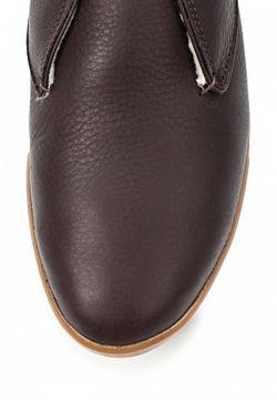 Ботинки Lacoste                                                                                                              коричневый цвет