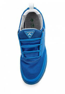 Кроссовки Lacoste                                                                                                              синий цвет
