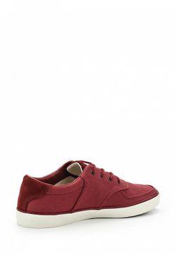 Кеды Lacoste                                                                                                              красный цвет
