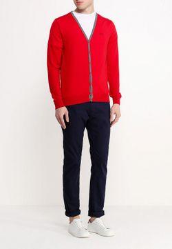 Кардиган Lacoste                                                                                                              красный цвет