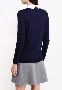 Лонгслив Lacoste                                                                                                              синий цвет