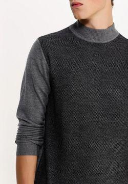 Джемпер Lagerfeld                                                                                                              серый цвет