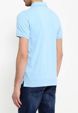 Поло Lagerfeld                                                                                                              голубой цвет