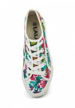 Кеды Lala                                                                                                              многоцветный цвет